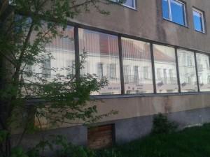 Vilnius City rented a premise for the filmmakers